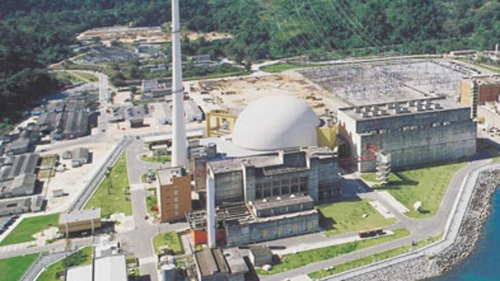 jaderná energie - Brazílie v přípravách na pokračování projektu třetího bloku jaderné elektrárny Angra - Zprávy (Angra) 2