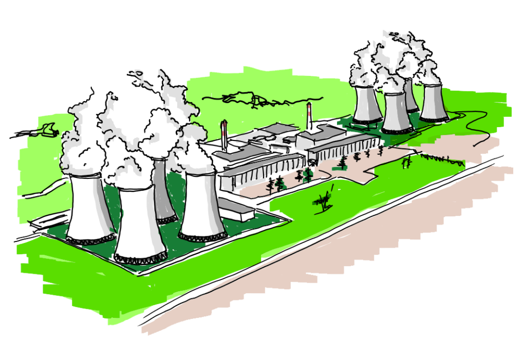 jaderná energie - Jaderné elektrárny ve světě řídí české technologie - Zprávy (JE Dukovany) 2