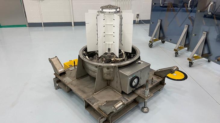 Jaderný systém pro Mars rover je dodaný