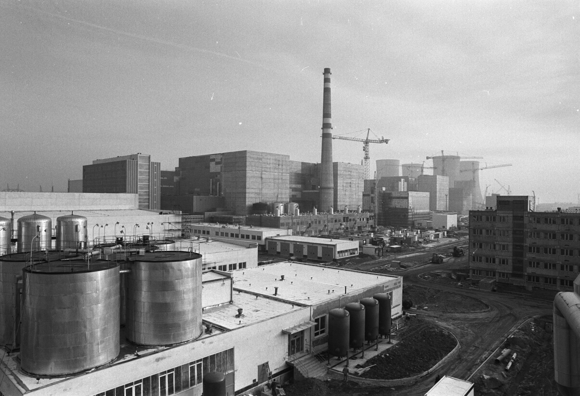 jaderná energie - 65 let: František Hezoučký – Spuštění Dukovan za 28 měsíců byl světový rekord - V Česku (Výstavba Jaderné elektrárny) 2