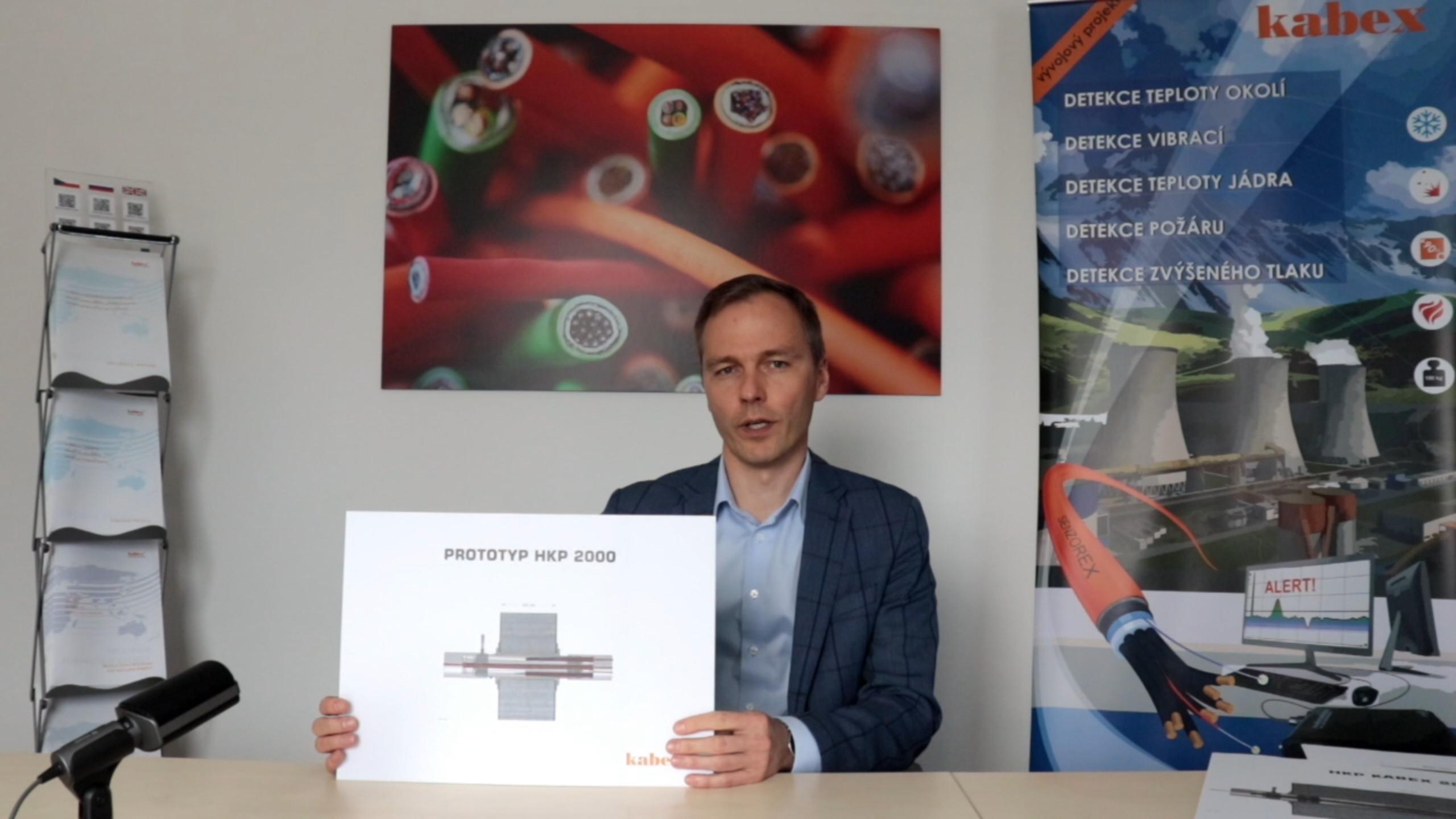 jaderná energie - 65 let: Anton Slobodin – Kabelovna Kabex naskočila do jaderného průmyslu krátce po svém vzniku - V Česku (slobodin) 2