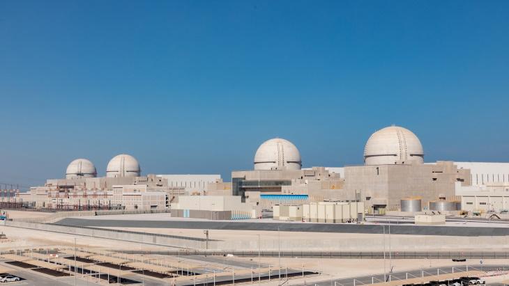 jaderná energie - Výstavba druhého reaktoru jaderné elektrárny Barakah, referenčního projektu firmy KHNP, která se uchází o dostavbu Dukovan, dokončena - Zprávy (Barakah Nuclear Energy Plant ENEC) 3