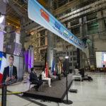 Ve Francii slavnostně začala montáž reaktoru ITER