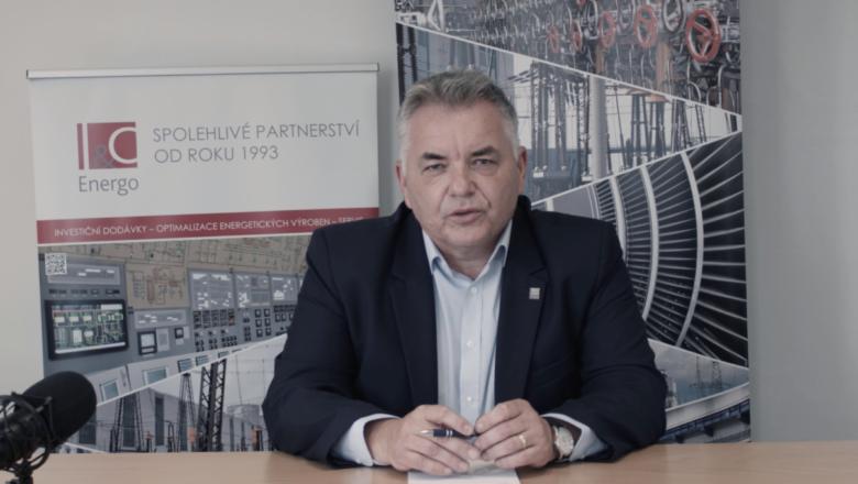 65 let: Ing. Jiří Holinka: Příběh I&C Energo je příběhem velmi úspěšné společnosti