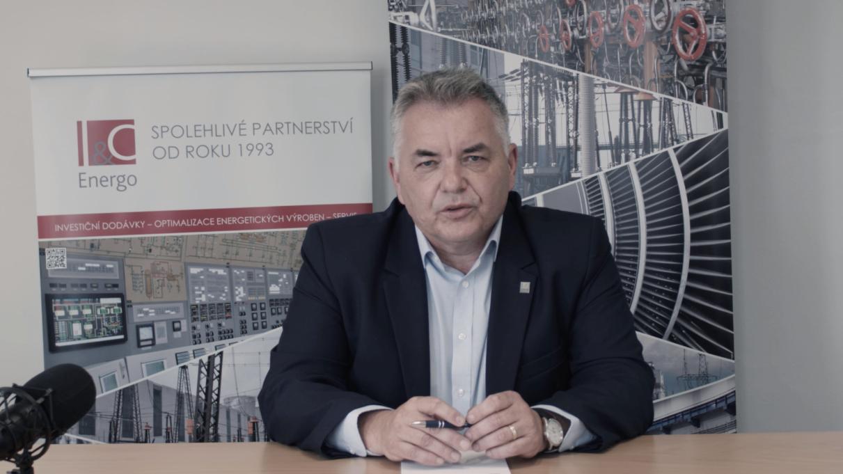 jaderná energie - 65 let: Ing. Jiří Holinka: Příběh I&C Energo je příběhem velmi úspěšné společnosti - Videa (Screenshot 2020 07 09 at 12.23.37) 3