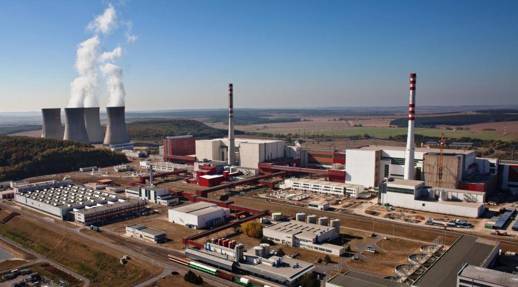 jaderná energie - Začala modernizace 2. bloku Mochovců - Ve světě (Areál AE Mochovce 1024) 1