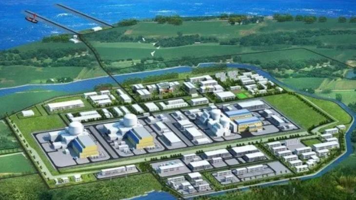 jaderná energie - Čtyři nové bloky mají v Číně zelenou - Nové bloky ve světě (Changjiang Phase I and II rendering China Huaneng) 3
