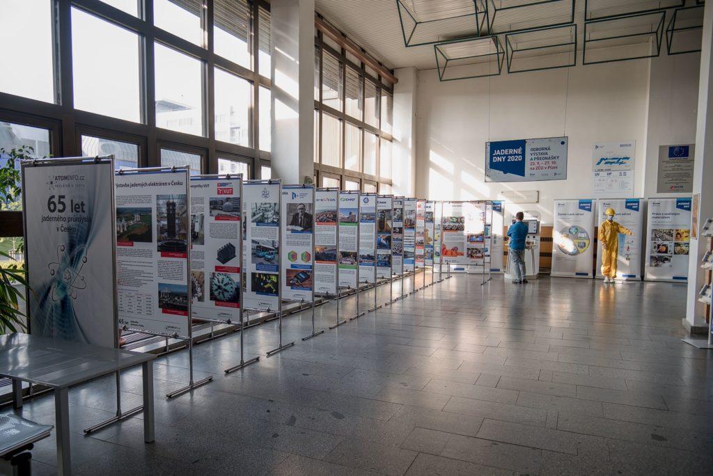 jaderná energie - Jaderné dny 2020: Krátce před očekávaným vyhlášením tendru se mění nabízené projekty - Nové bloky v ČR (DSC 8558) 9