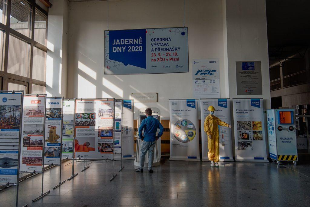 jaderná energie - Jaderné dny 2020: Krátce před očekávaným vyhlášením tendru se mění nabízené projekty - Nové bloky v ČR (DSC 8560) 7