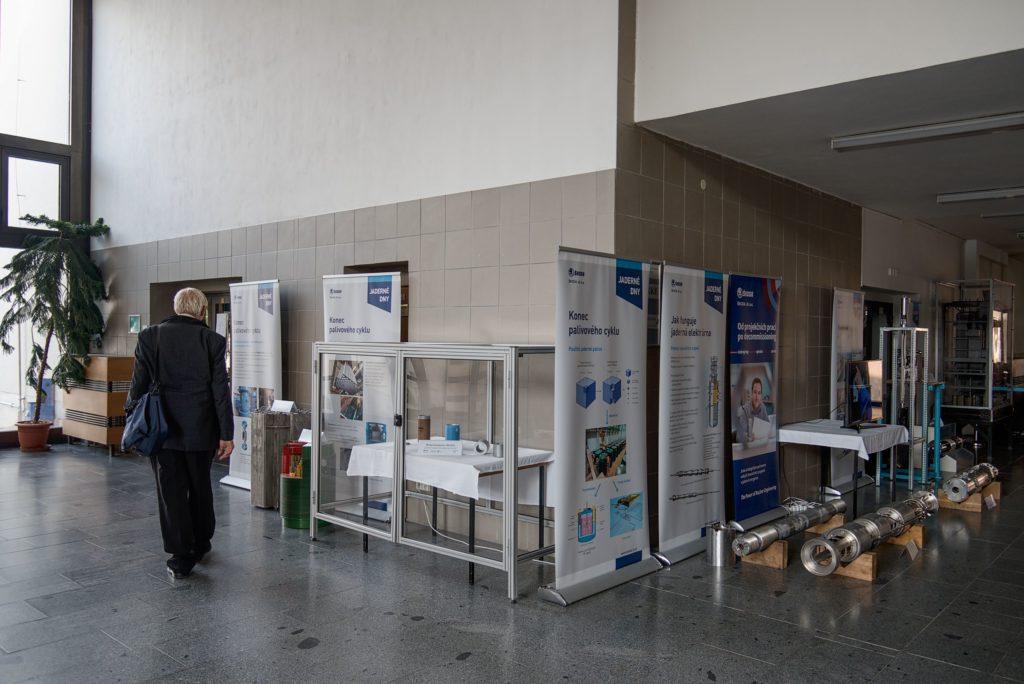 jaderná energie - Jaderné dny 2020: Krátce před očekávaným vyhlášením tendru se mění nabízené projekty - Nové bloky v ČR (DSC 8569) 8