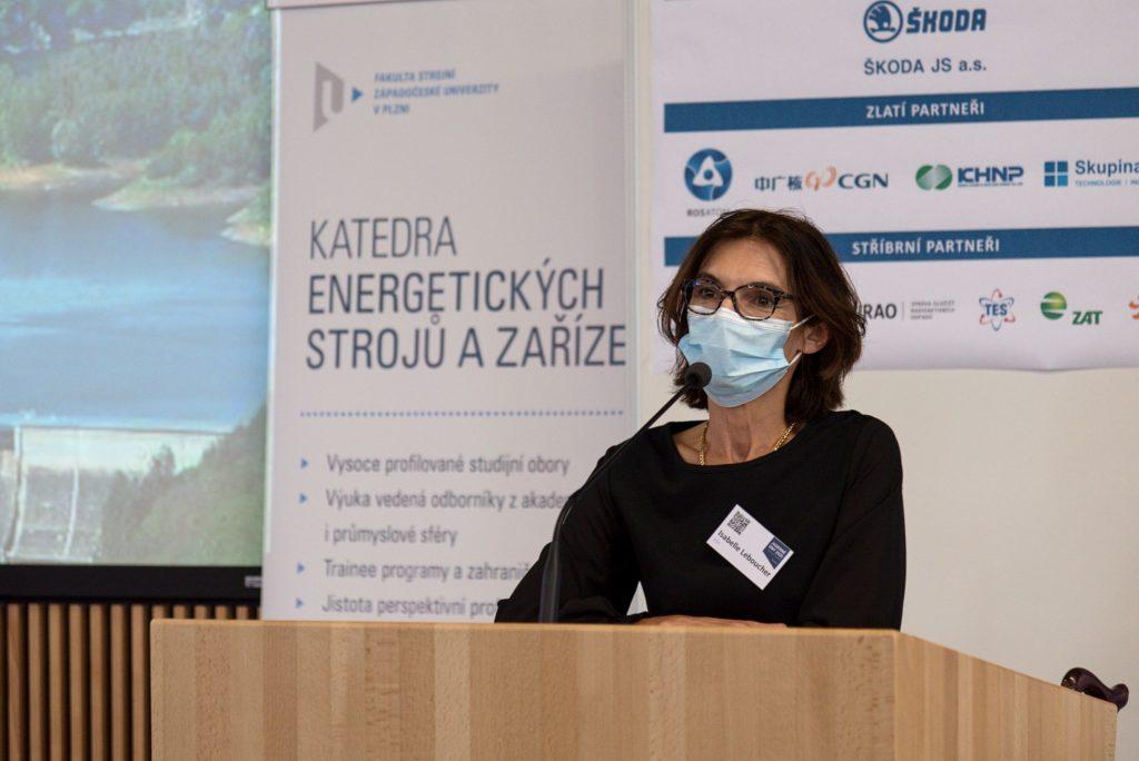 jaderná energie - Jaderné dny 2020: Krátce před očekávaným vyhlášením tendru se mění nabízené projekty - Nové bloky v ČR (DSC 8729) 4
