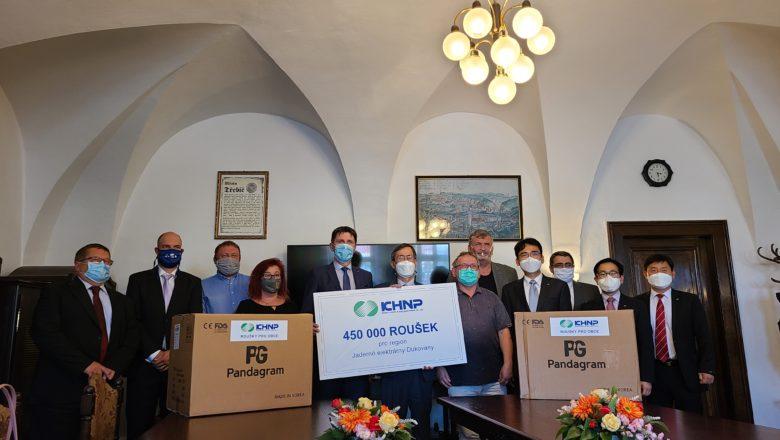Ředitel KHNP, vážného uchazeče o dostavbu Dukovan, navštívil Českou republiku a setkal se s Jaroslavem Mílem