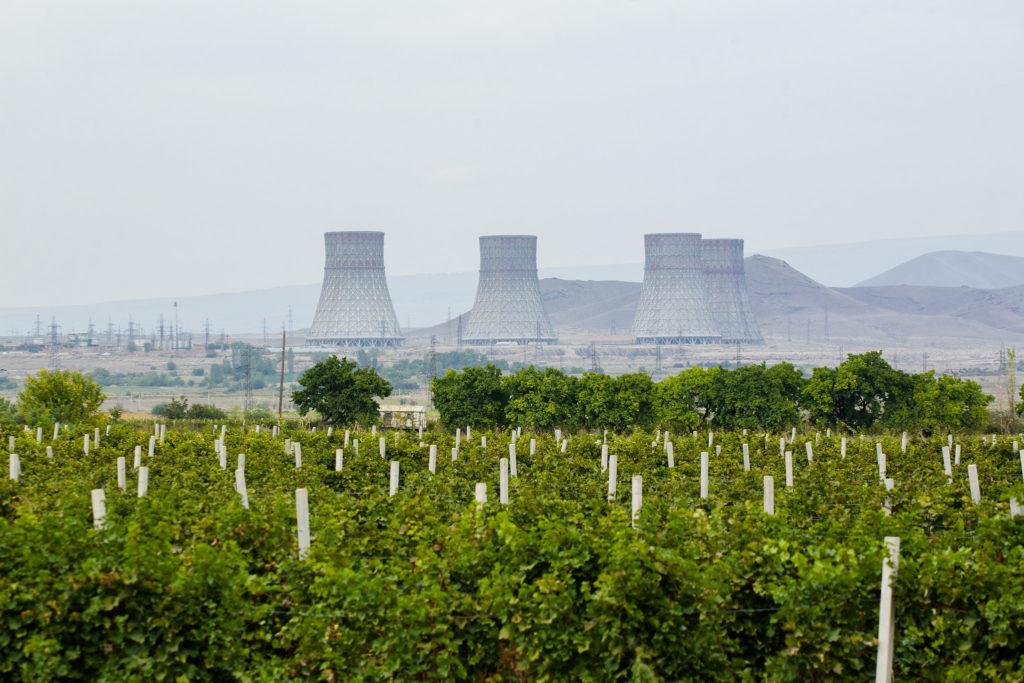jaderná energie - Jediný arménský jaderný blok bude omlazen - Ve světě (Mecamorská jaderná elektrárna v Arménii) 1