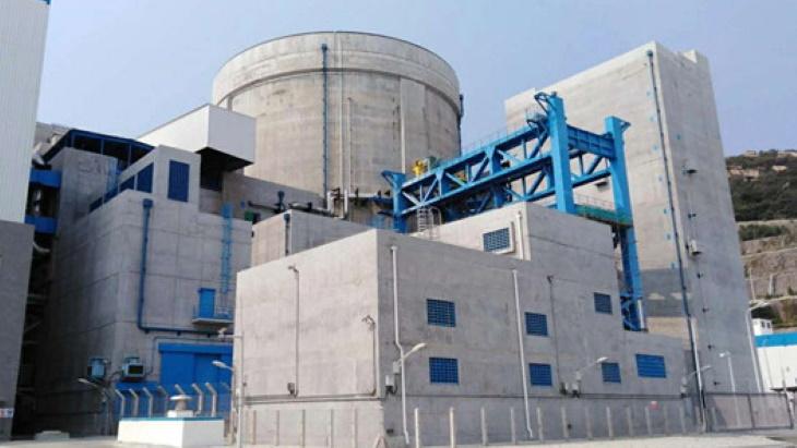 jaderná energie - Pátý blok JE Tchien-wan je v komerčním provozu - Nové bloky ve světě (Tianwan unit 5 CNNC) 1