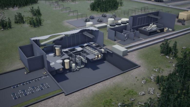 Kanadská vláda zainvestuje do malých modulárních reaktorů