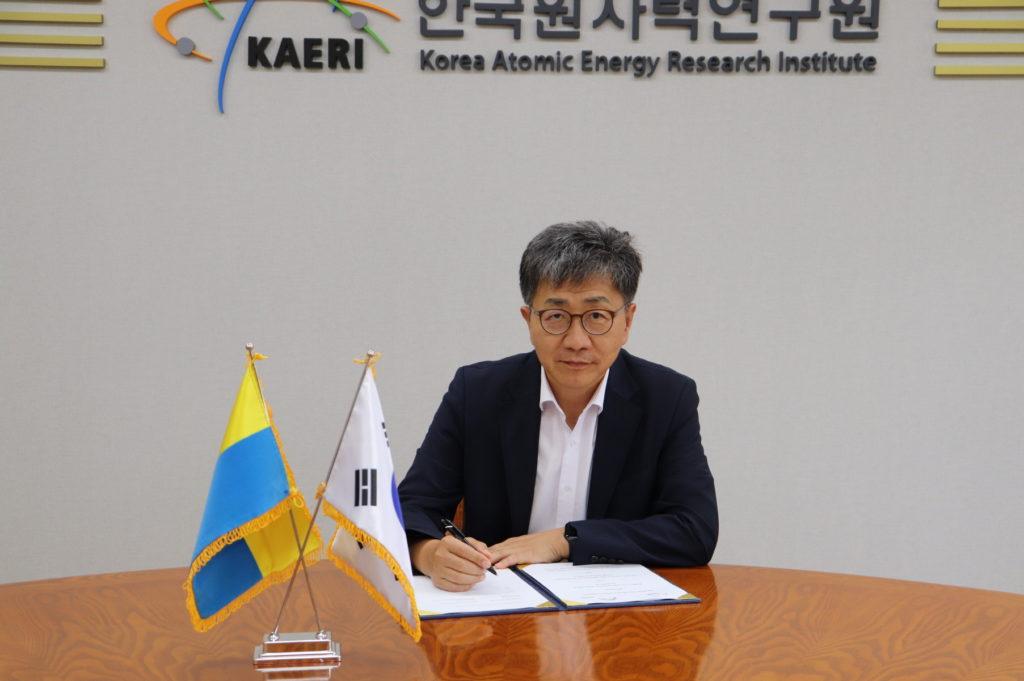 jaderná energie - Jižní Korea vyzkouší v Černobylu své dekontaminační technologie - Back-end (20101501) 2