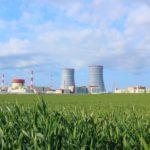 V Běloruské jaderné elektrárně se poprvé roztočila turbína