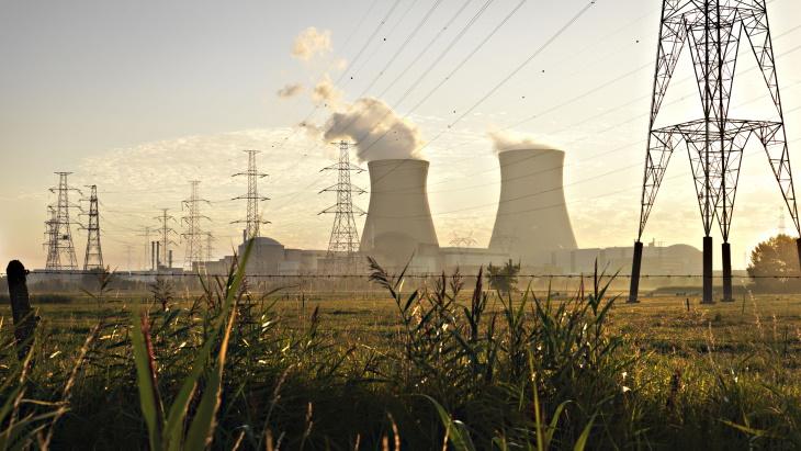 jaderná energie - Electrabel chce vědět, jak to bude s uzavřením JE v Belgii - Back-end (Doel nuclear power plant ENGIE) 3
