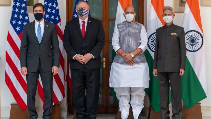 jaderná energie - Indie a Spojené státy rozšiřují jaderné partnerství - Ve světě (India USA 27 October 2020 US DEpartment of State) 3