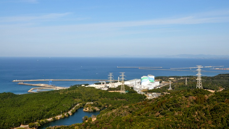 jaderná energie - První blok Sendai v Japonsku je znovu v provozu s novým záložním velínem - Ve světě (Sendai NPP Kyushu 1) 2