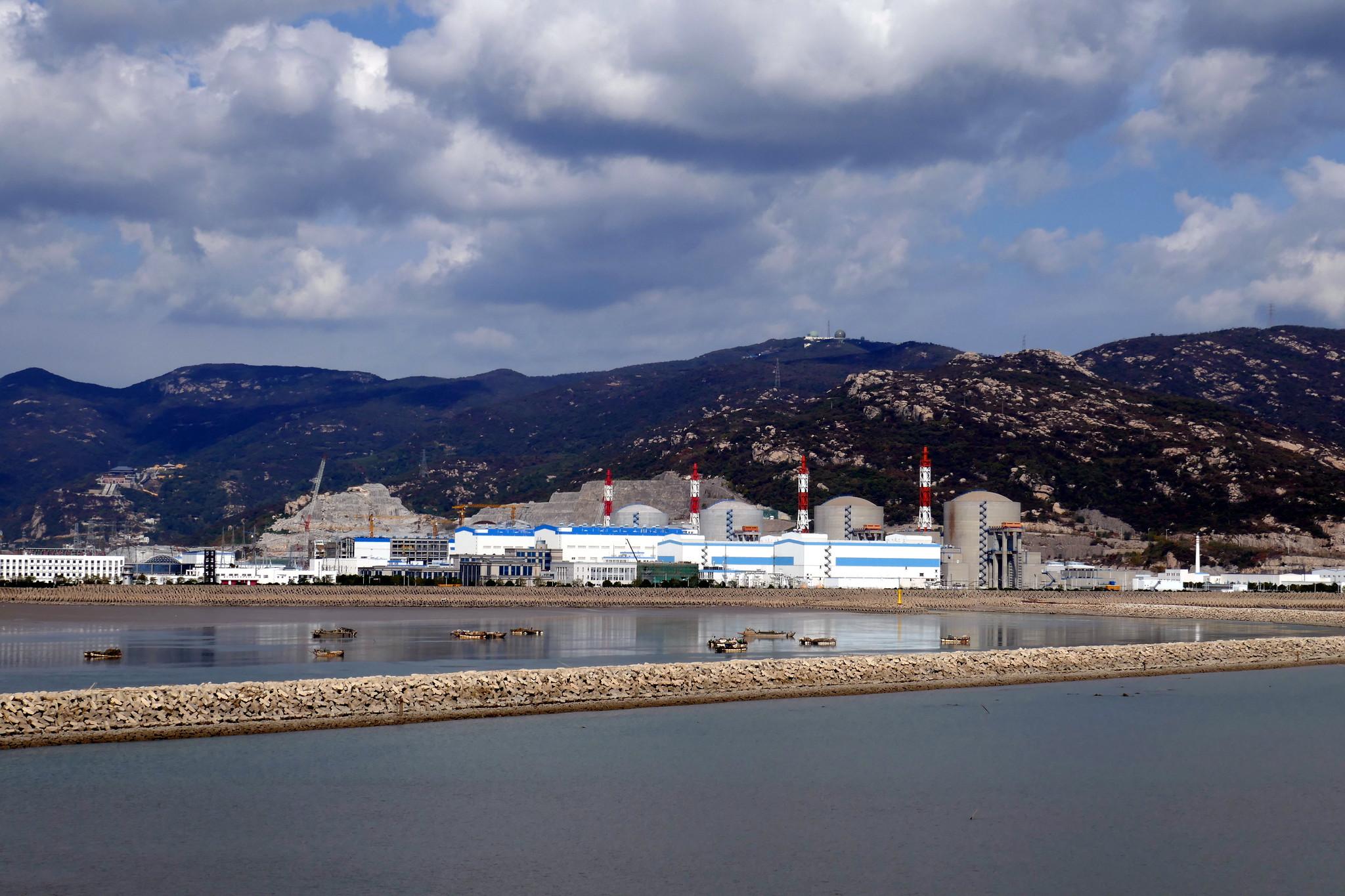 jaderná energie - Rosatom předal Číně 4. blok JE Tchien-wan po 2 letech garančního provozu - Nové bloky ve světě (48012741482 9029462324 k) 2