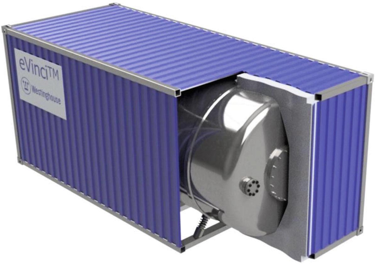 jaderná energie - DOE rozdává granty na malé modulární reaktory - Inovativní reaktory (495661 1 En 2 Fig5 HTML) 3