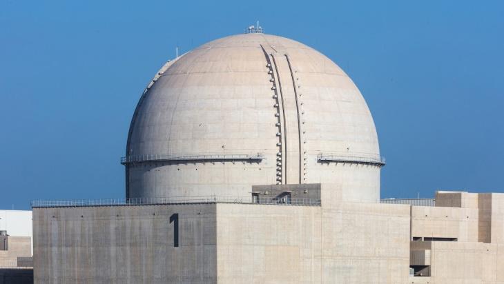 jaderná energie - První reaktor v Emirátech jede naplno - Nové bloky ve světě (Barakah unit 1 Enec) 1