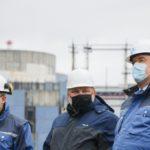 Byly obnoveny stavební práce v Chmelnické JE na Ukrajině