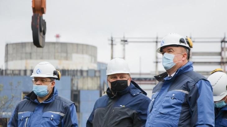 jaderná energie - Byly obnoveny stavební práce v Chmelnické JE na Ukrajině - Nové bloky ve světě (Khmelnitsky) 3