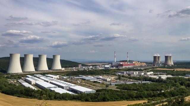 jaderná energie - Mochovce 3 a 4 získaly nové úvěry - Nové bloky ve světě (Mochovce 3 and 4 Slovenske Elektrarne) 1