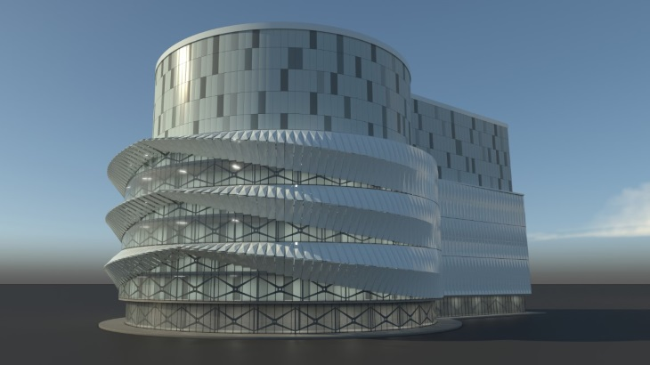 jaderná energie - Velká Británie hledá místo pro fúzní elektrárnu STEP - Věda a jádro (STEP building) 4