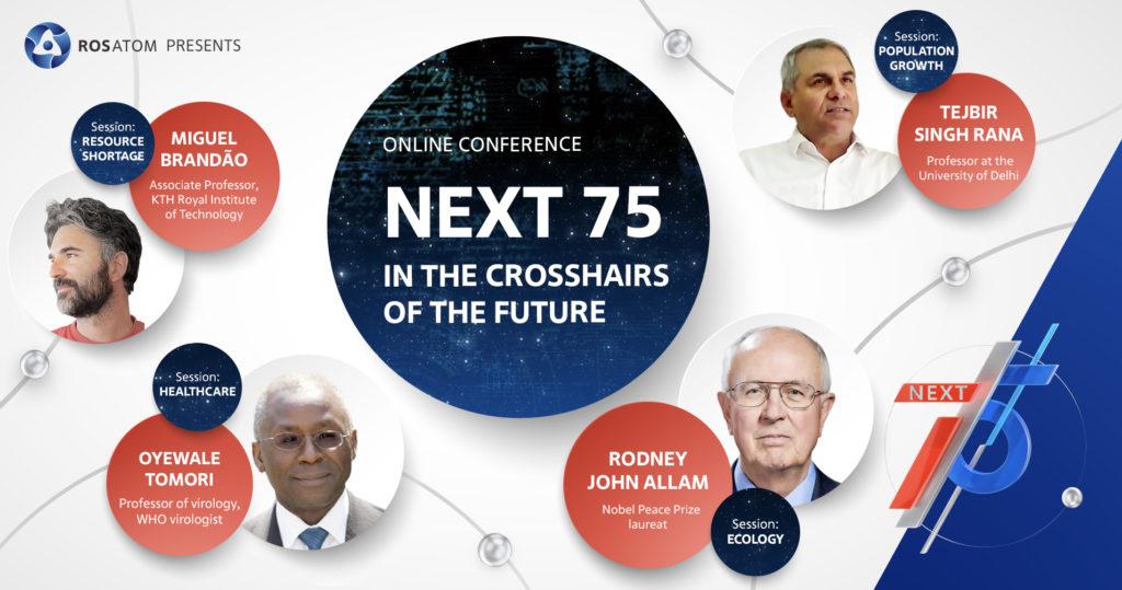 jaderná energie - Konference NEXT 75 bude hledat odpovědi na výzvy budoucnosti - Životní prostředí (eng) 1