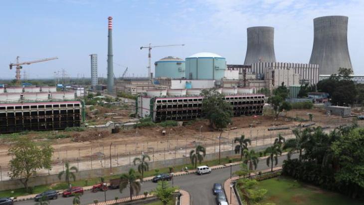 jaderná energie - Nový indický blok byl připojen k síti - Nové bloky ve světě (Kakrapar units 3 and 4 July 2020 NPCIL) 3