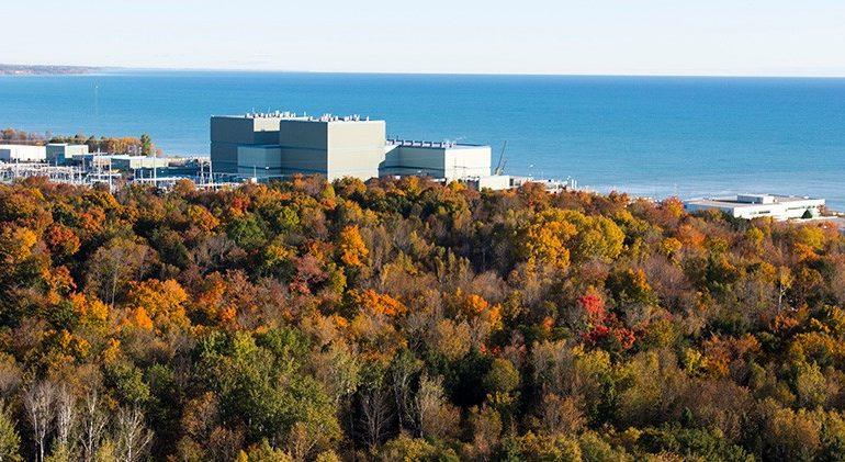 """jaderná energie - Brookfield je """"na rozcestí"""" s prodejem Westinghouse - Ve světě (point beach aerial) 1"""