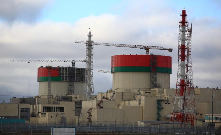 jaderná energie - V Běloruské JE probíhá mise ENSREG - Nové bloky ve světě (Beloruska JE ktera postupne vstupuje do provozu 1) 2