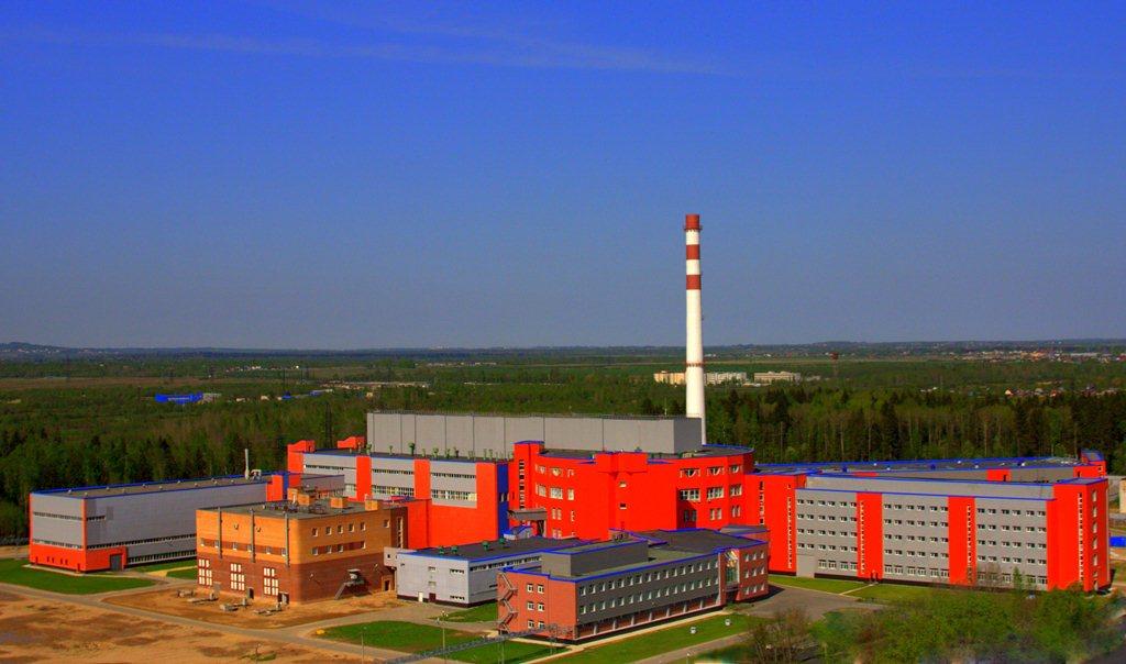 Budovy reaktoru PIK, Kurčatovský institut