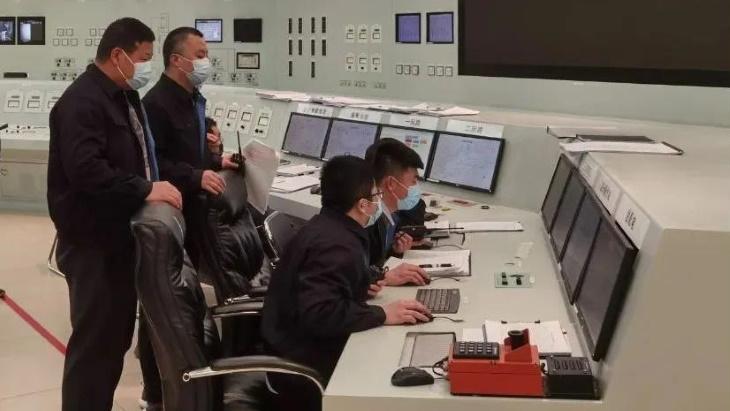 Velín reaktoru CEFR
