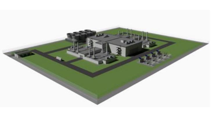 jaderná energie - Vznikl společný podnik, který má popohnat reaktor SEALER ve Švédsku - Inovativní reaktory (Four unit SEALER UK plant LeadCold) 1