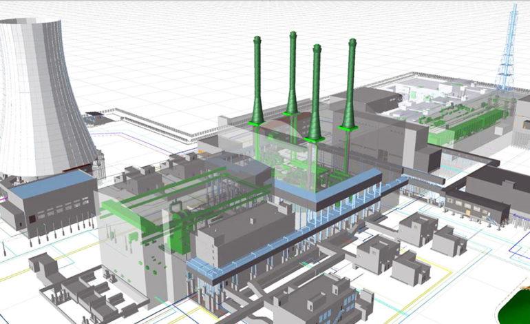 jaderná energie - Reaktor BREST-OD-300 má stavební povolení - Inovativní reaktory (Projekt jaderneho bloku s reaktorem BREST OD 300) 6