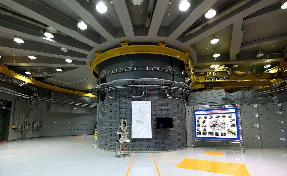 Reaktor PIK, Kurčatovský institut
