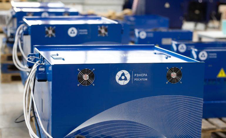 jaderná energie - Rosatom koupil 49 % akcií jihokorejského výrobce lithiových akumulátorů - Životní prostředí (Bateriove systemy spolecnosti Renera ze strutkury Rosatomu) 1