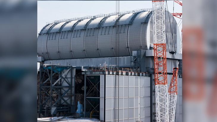 jaderná energie - Palivo z Fukušima Dajiči 3 kompletně odstraněno - JE Fukušima (FD3 fuel removal facility Tepco) 4