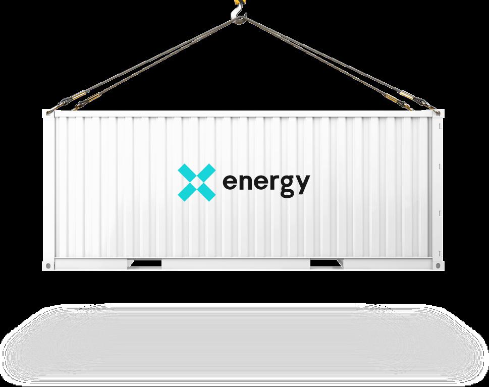Mikroreaktor Xe-Mobile od X-energy se má vejít do standardního námořního kontejneru. (Zdroj: X-energy.com)