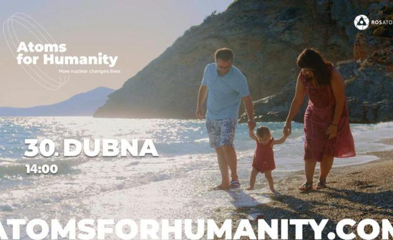 jaderná energie - Rosatom spouští celosvětovou iniciativu Atoms for Humanity - Ve světě (AtomsForHumanity) 2