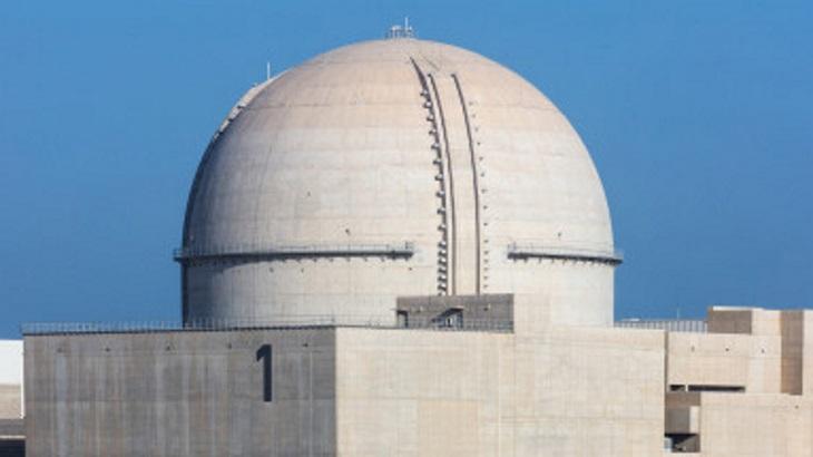 jaderná energie - První jaderný blok v Barakah je v komerčním provozu - Nové bloky ve světě (Barakah 1) 2