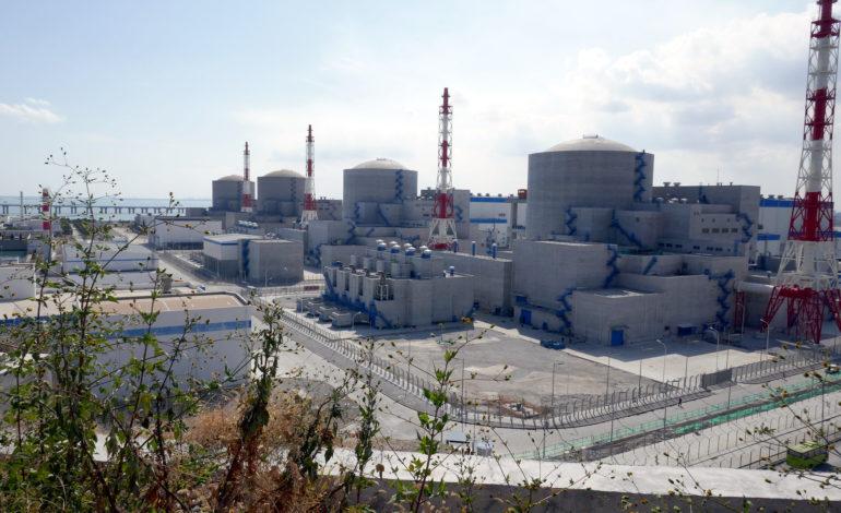 jaderná energie - Čína kvůli snižování emisí schválila další jaderné bloky - Nové bloky ve světě (Ctyri bloky VVER 1000 v cinske lokalite Tchien wan) 1