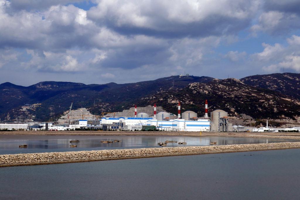 jaderná energie - Začínají práce na výstavbě nových bloků ve dvou čínských jaderných elektrárnách, Tchien-wan a Sü-ta-pao - Nové bloky ve světě (Ctyri bloky VVER 1000 v cinske jaderne elektrarne Tchien wan 1) 1