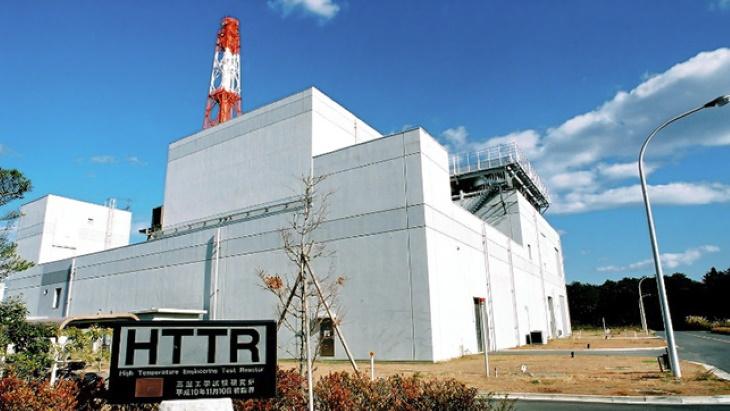 jaderná energie - Polsko vloží 60 mln zlotých do výstavby vysokoteplotního výzkumného reaktoru - Inovativní reaktory (HTTR JAEA) 1