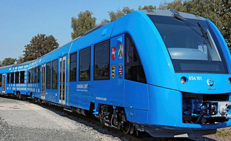 """jaderná energie - Rosatom bude spolupracovat s EDF v oblasti """"zeleného vodíku"""" - Životní prostředí (Jednim z vodikovych projektu Rosatomu je infrastruktura pro vodikove vlaky na Sachalinu Zdroj Alstom 1) 1"""