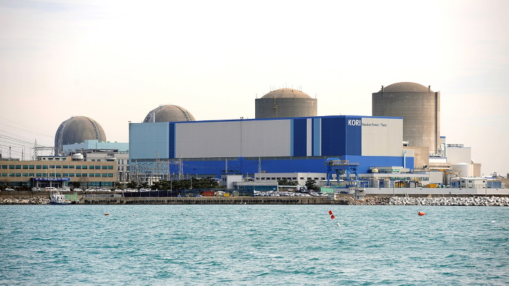 jaderná energie - KNHP chce demontovat Kori 1 - Back-end (Kori plant KHNP) 1
